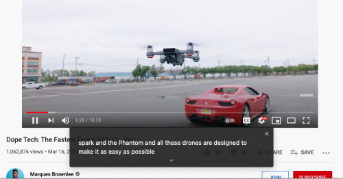 Chrome now instantly captions audio and video on the web