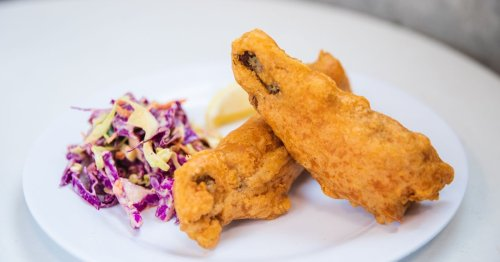 The Classic Church Fish Fry Goes Vegan in West Town