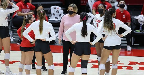 Utah volleyball swept by Pittsburgh, eliminated from NCAA Tournament