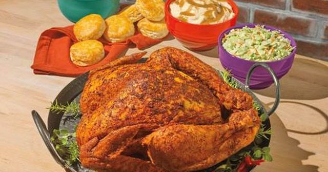 Popeyes Cajun turkeys are back for Thanksgiving 2020: Pre-order holiday meals now