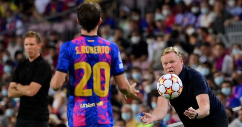 Barcelona's loss to Bayern Munich was not about a lack of talent