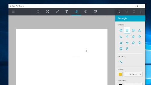 Microsoft's redesigned Paint app for Windows 10 looks awesome