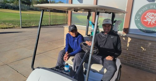 Tony Finau fine tunes game for U.S. Open at his old Rose Park stomping grounds