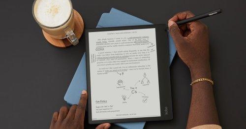 The 10.3-inch Kobo Elipsa brings back super-sized e-readers