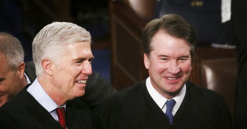 Justice Kavanaugh hands down some surprisingly hopeful news for women's equality
