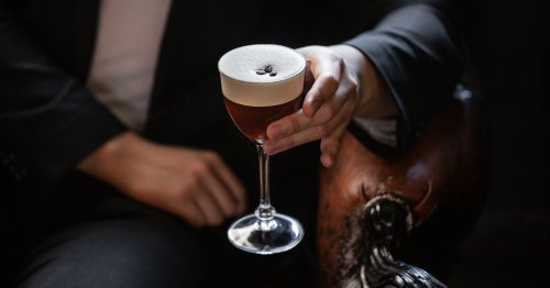 No Seriously, Order the Espresso Martini