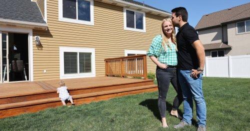 Step inside the West's 'insane' housing market