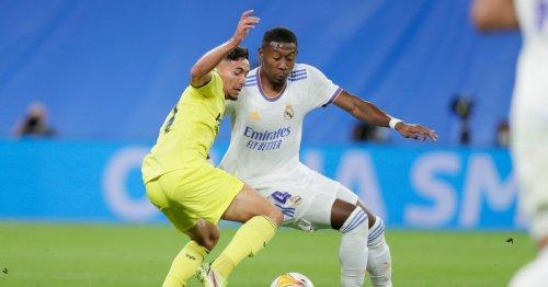 Player Ratings: Real Madrid 0 - 0 Villarreal; 2021 La Liga
