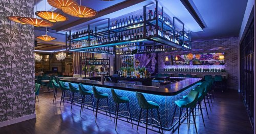 Inside Ch'i, Brickell's Sleek New Chinese-Latin Dining and Nightlife Outpost