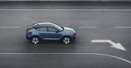 Volvo's second electric vehicle will be the slimmed down C40 Recharge