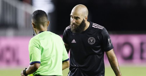 Major Link Soccer: Gonzalo Higuain surprised by the standard of MLS