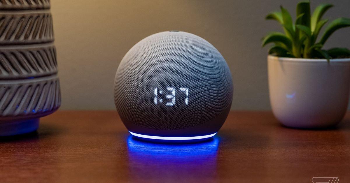 Alexa finally gets a masculine-sounding voice option