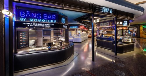 Preview Chef David Chang's Spit-Roasted Bāng Bar Menu, Now Serving at the Cosmopolitan
