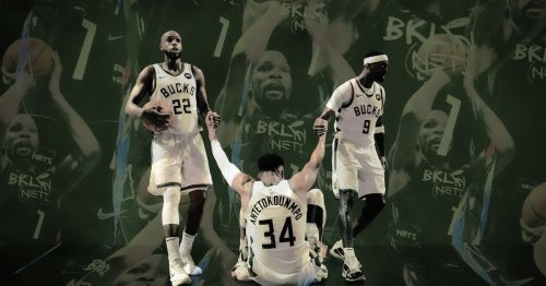 The Bucks Are Hitting the Playoff Wall Again
