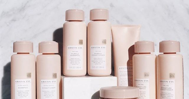 This Cheap Target Haircare Line Is Really Popular for a Reason