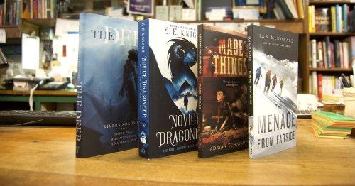 Books, E-Books & Audiobooks cover image