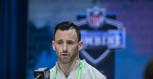 Report: The 49ers are interested in Washington exec Kyle Smith