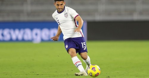 Cristian Roldan named to USMNT's preliminary Gold Cup roster