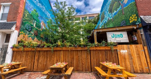 23 Philly Patios Made for Dining and Drinking Outside
