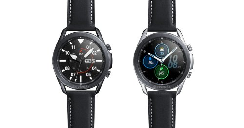 Samsung's Galaxy Watch 3 software detailed in new leak