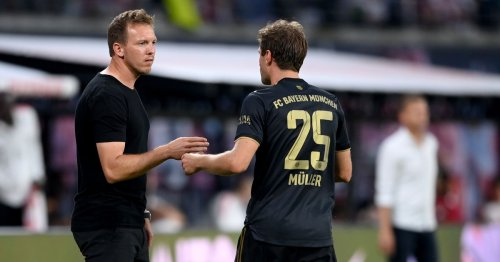 Julian Nagelsmann's Bayern Munich is scary in its simplicity