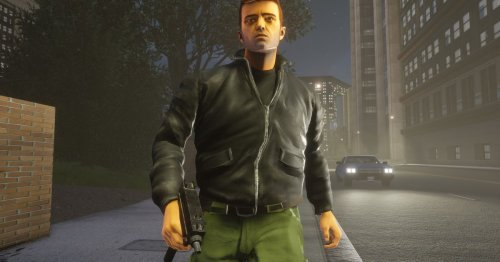 Watch the first trailer for the GTA remastered trilogy, launching November 11th