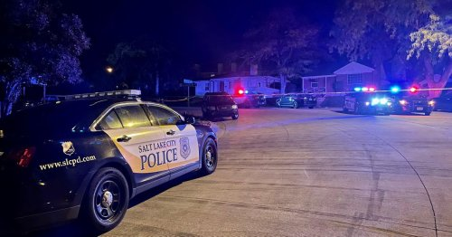 Shooting leaves 1 dead, 1 critically injured in Salt Lake City
