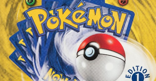 Box of Pokémon cards sells at auction for more than $400,000, a new record