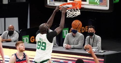 What have we learned about Tacko Fall?