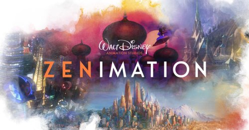 New animated experience 'Zenimation' available on Disney Plus