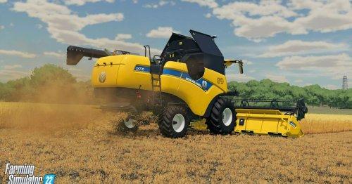 Farming Simulator gives us holiday 2021's first big-budget CGI hype trailer