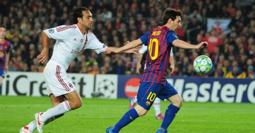 Alessandro Nesta recalls how he was 'mentally destroyed' by Lionel Messi
