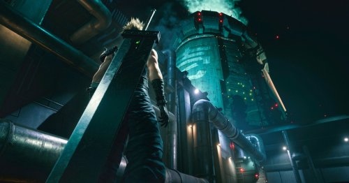 The Final Fantasy VII Remake with a free PS5 upgrade is $30
