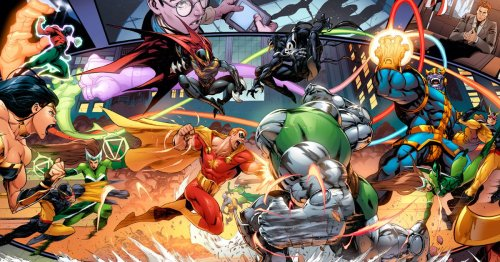 Heroes Reborn imagines a Marvel Universe without the Avengers