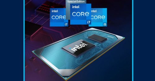 Intel's latest 11th Gen H-series chips promise the fastest ultraportable gaming laptops yet