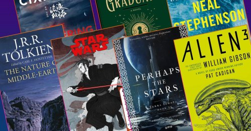 The major sci-fi and fantasy books arriving this fall