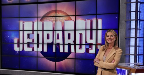 And the next host of 'Jeopardy!' is ...