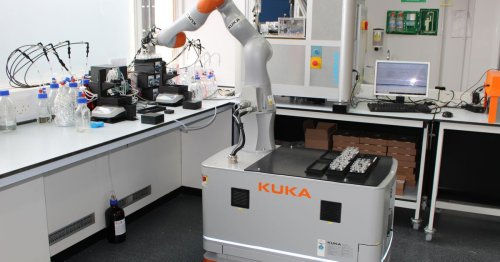 Robotic lab assistant is 1,000 times faster at conducting research