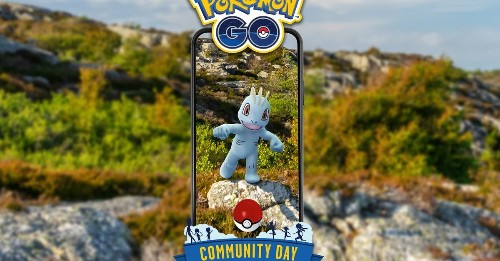 Pokémon Go Machop Community Day guide: start times and best movesets