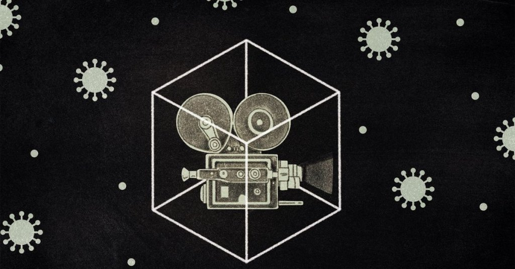 TV Production and Distribition - cover