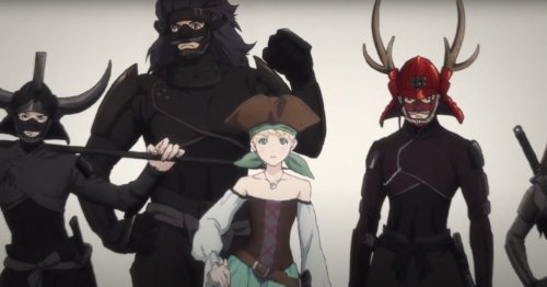 Fena: Pirate Princess is a new anime that will debut on Adult Swim and Crunchyroll