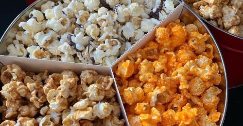 A Gourmet Popcorn Stall Lands Inside Krog Street Market This Spring