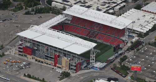 BMO Field to expand to 45,000 seats ahead of 2026 World Cup