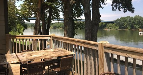 Where to Find Waterfront Wining and Dining Near Nashville