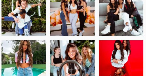 The influencers are burned out, too