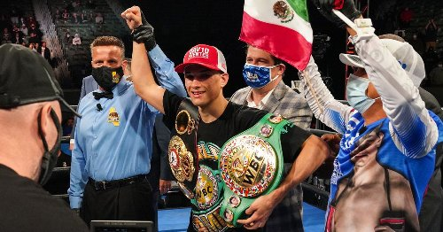 Bad Left Hook Boxing Rankings (May 17, 2021): Brandon Figueroa makes statement with win over Luis Nery
