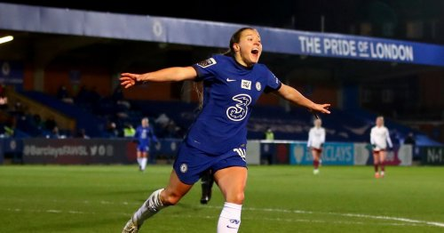 Career-threatening heart condition? No problem for Fran Kirby