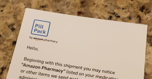 What Amazon's big pharmacy news means for US health care
