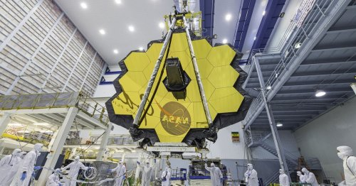 The largest space telescope in history is about to blow our minds