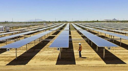 Iberdrola 'ficha' a FCC para la mayor planta fotovoltaica de Europa - Vozpópuli